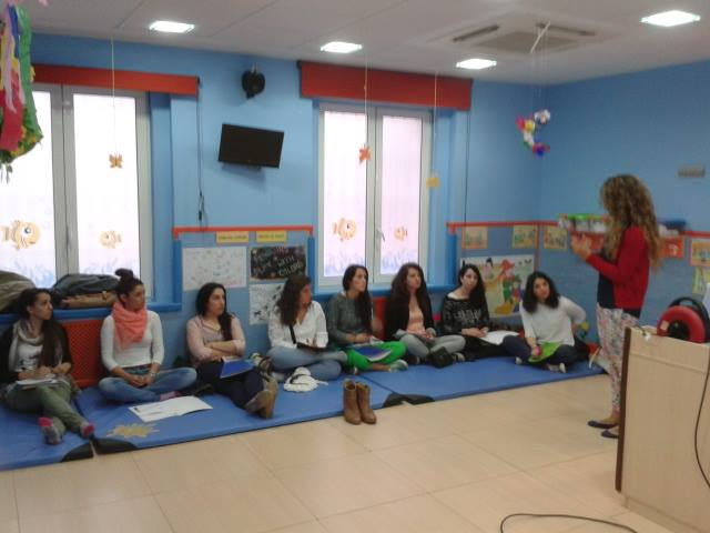 Formación en Escuelas Infantiles Nemomarlin