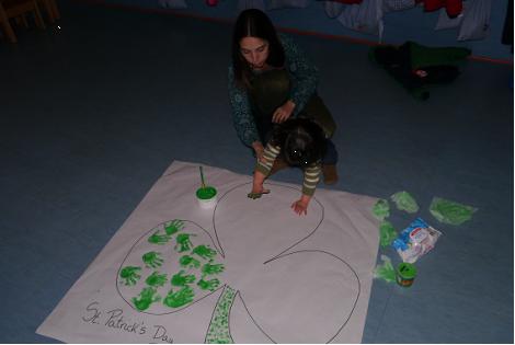 Foto noticia bilingüismo en las escuelas infantiles