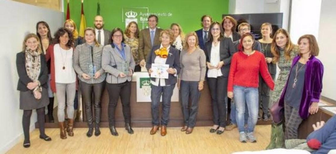 Nemomarlin Boadilla participa en los premios «Empresa conciliadora Boadilla del Monte 2015»