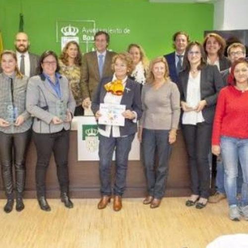"""Nemomarlin Boadilla participa en los premios """"Empresa conciliadora Boadilla del Monte 2015"""""""
