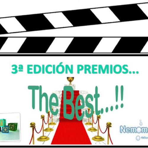 """Un año más CERO6 convoca los premios """"THE BEST"""" en las Escuelas Infantiles Nemomarlin"""