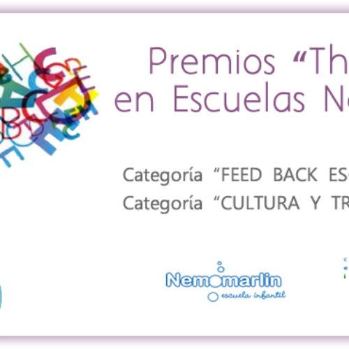 """Los premios Nemomarlin «The Best…."""" 3º Edición Curso 15/16"""