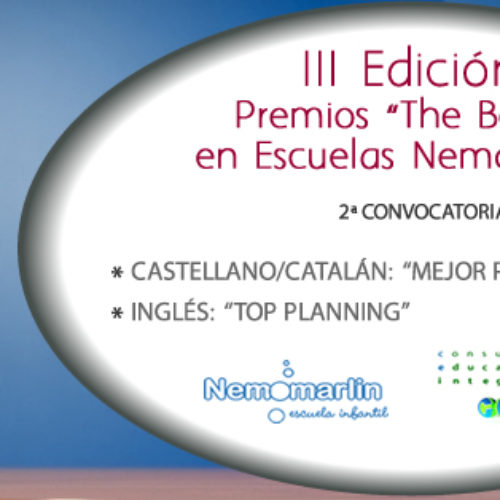 "Premios ""The Best…"" al Proyecto Educativo Nemomarlin"