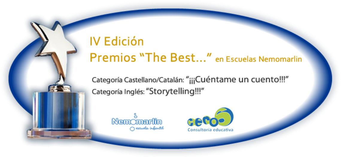 Premios «The Best…» 4ª Edición curso 16/17, escuelas Nemomarlin