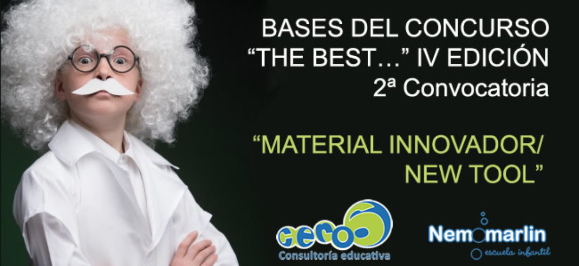 Bases del concurso THE BEST, Escuelas Nemomarlin