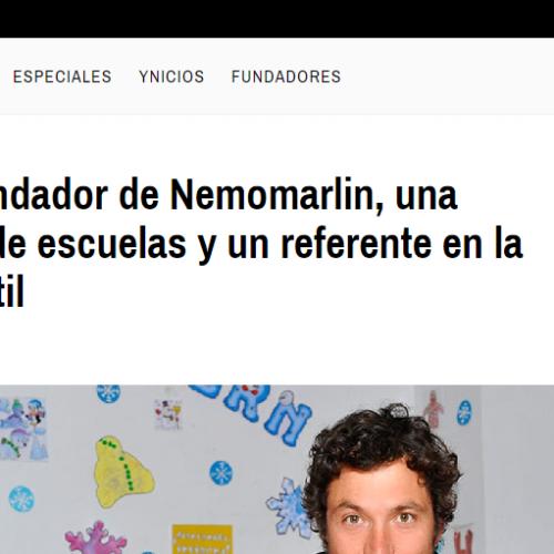 Entrevista a Héctor Díaz, consejero delegado Nemomarlin, en Ynicio.com
