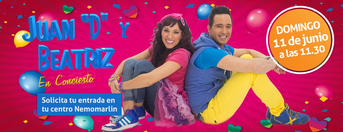 """Evento Nemomarlin teatro Juan """"D"""" y Beatriz"""