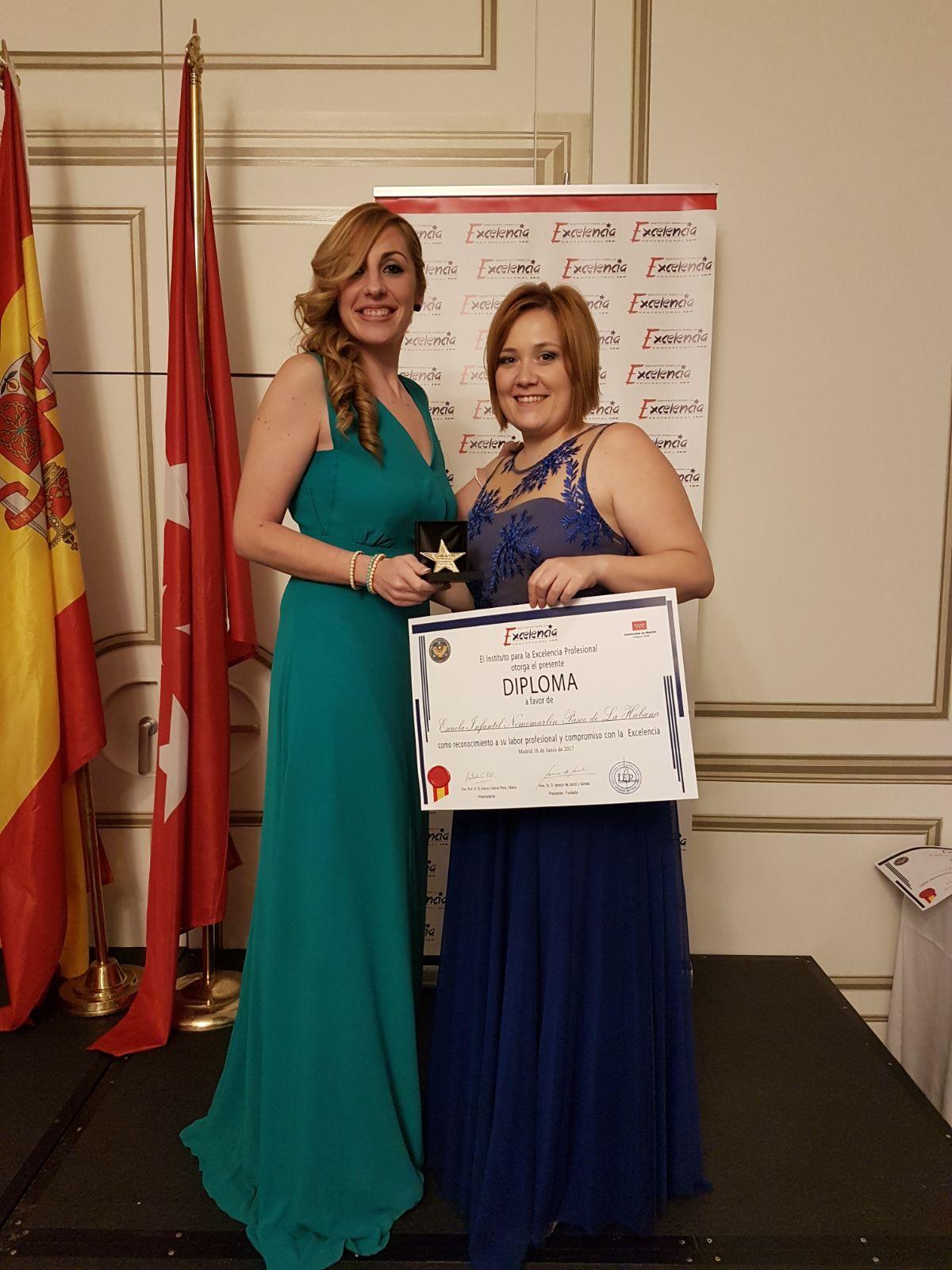 premios Estrella de Oro Nemomarlin Paseo de la Habana