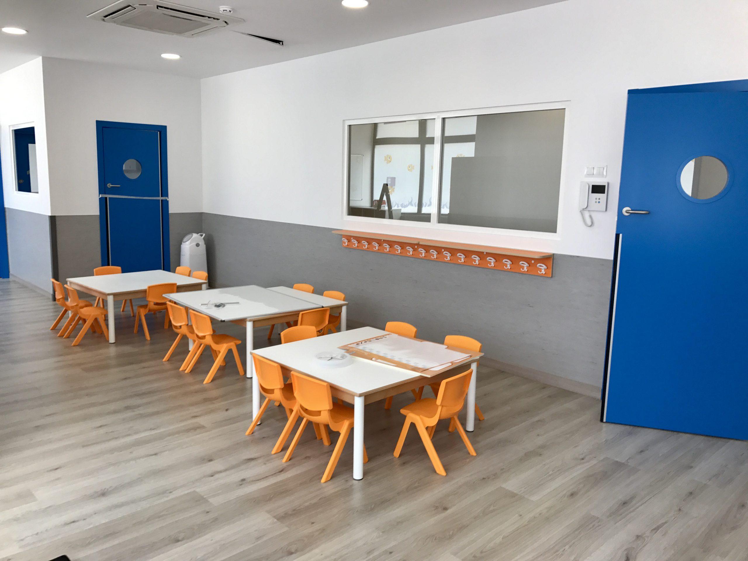 Aula 2-3 (2) Guarderia Nemomarlin Alcobendas