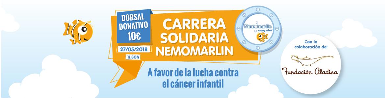Carrera solidaria guarderias Nemomarlin