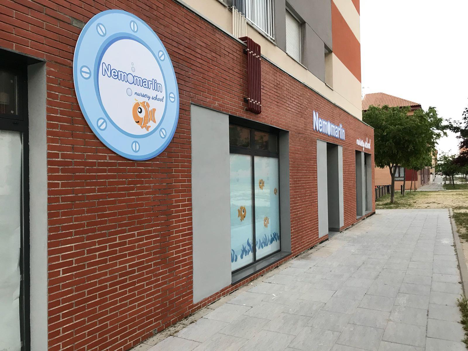 Foto Fachada Escuela Infantil Nemomarlin San Sebastián de los Reyes