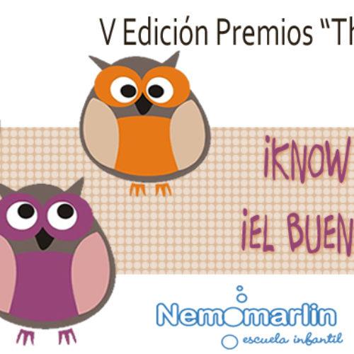 """Premios The Best Nemomarlin """"¡KNOW HOW!"""""""