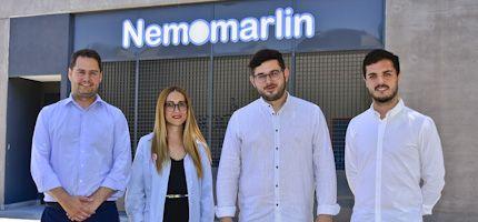 foto alcalde Torrejon y directores escuela Nemomarlin Torrejón