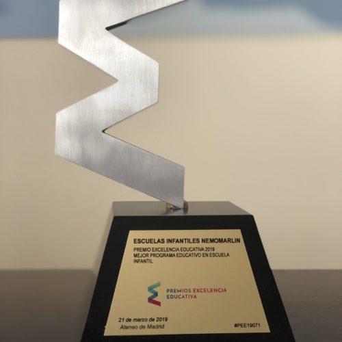 Premio excelencia educativa 2019