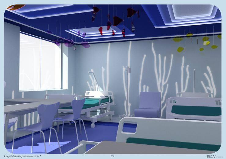 Hospital de Día Polivalente vista 1