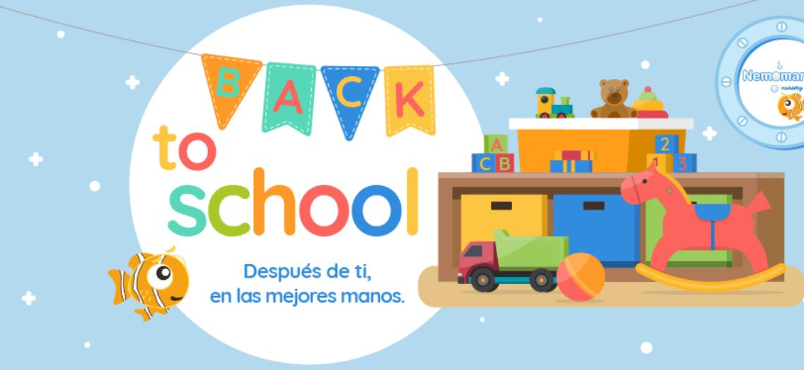 ¡Welcome Back to School Nemomarlin!