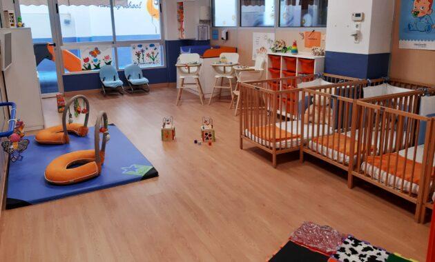 Aula 0-1 año Escuela Infantil Nemomarlin Nou Moles