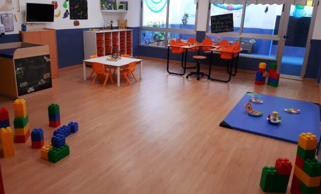 Aula 1-2 años Escuela Infantil Nemomarlin Nou Moles