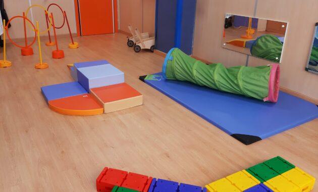 Aula psicomotricidad escuela infantil nemomarlin nou moles