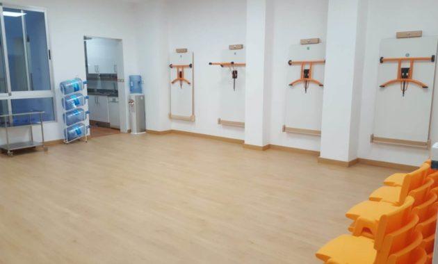 Aula-usos-múltiples-Guardería-Nemomarlin-Nou-Moles-Valencia