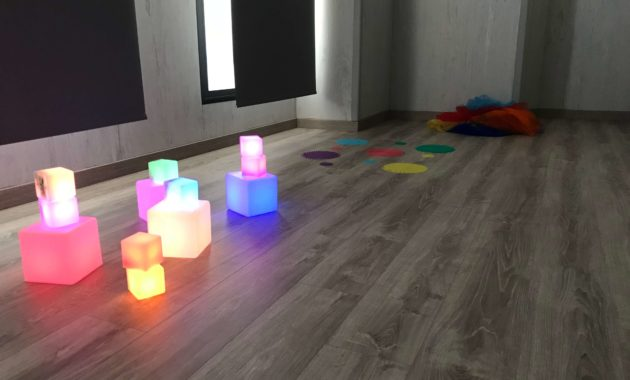 Aula sensorial