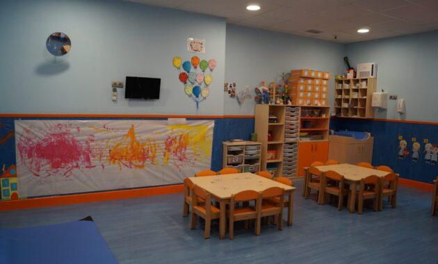 Escuela Infantil Nemomarlin Pintor Rosales