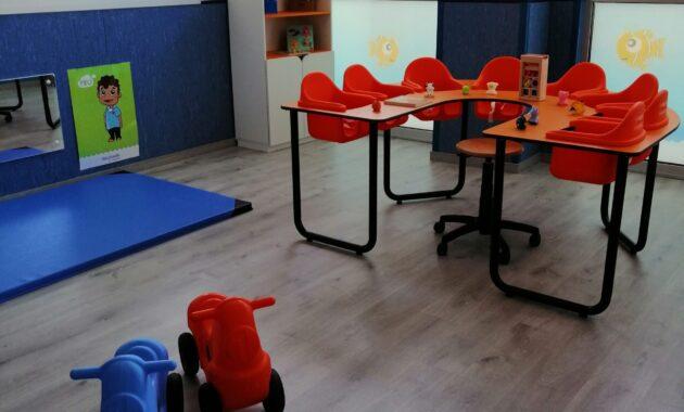 Aula Escuela Infantil Nemomarlin Maresme