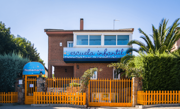 Guardería Nemomarlin Rivas instalaciones