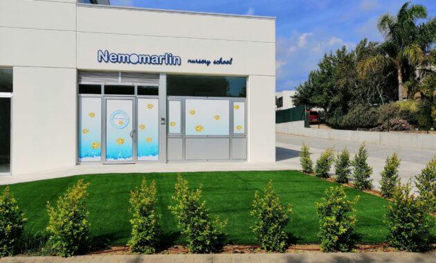 Fachada Escuela Infantil Nemomarlin Maresme