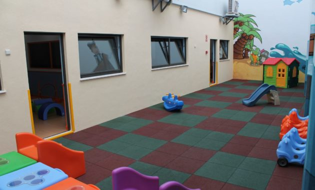 Patio escuela infantil