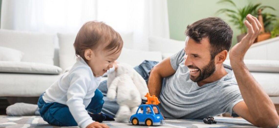 Actividades para entretener a los niños menores de 3 años