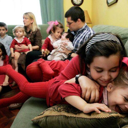 Rutina diaria para los niños