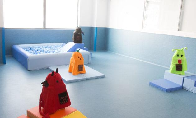 Aula Psicomotricidad Escuela Infantil Nemomarlin