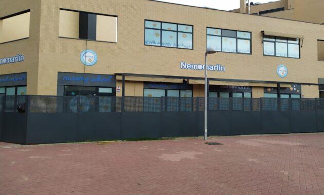 Fachada Escuela Infantil Nemomarlin