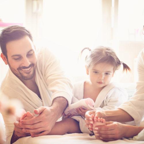 La importancia de enseñar autocuidado a los niños