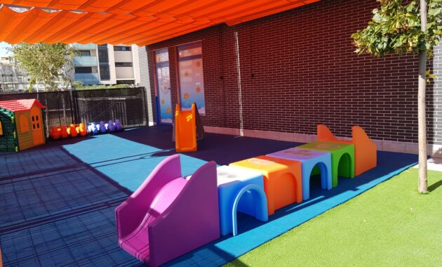 Patio Escuela Infantil Nemomarlin