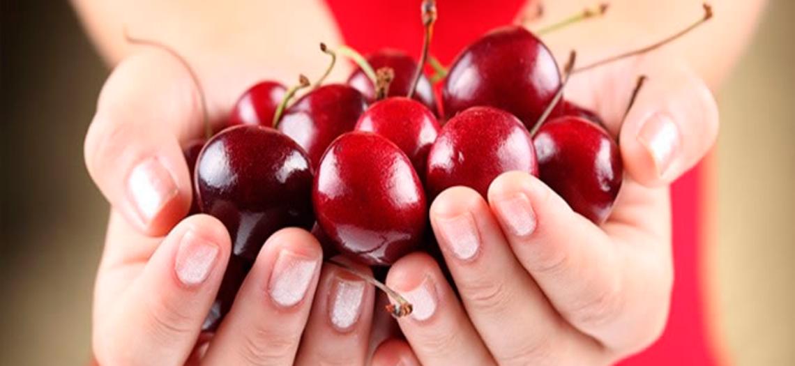 Los beneficios de las cerezas