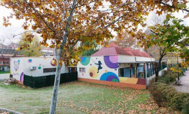 Instalaciones Guardería Nemomarlin Rivas Almendros
