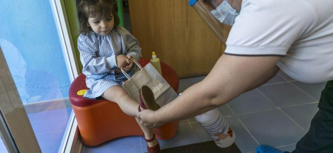 Reapertura Escuelas Infantiles en Madrid