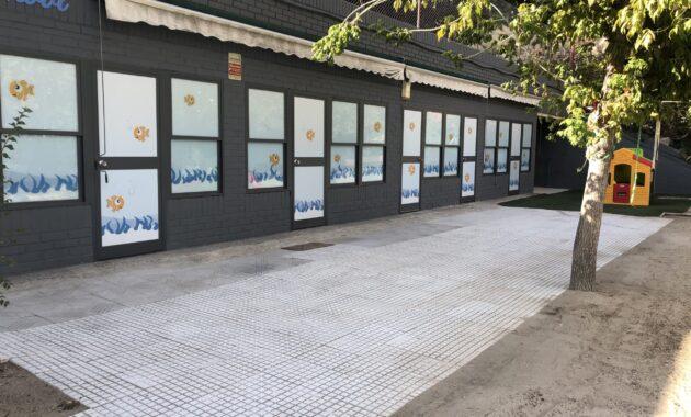 Fachada Guarderia Majadahonda Nemomarlin Delta