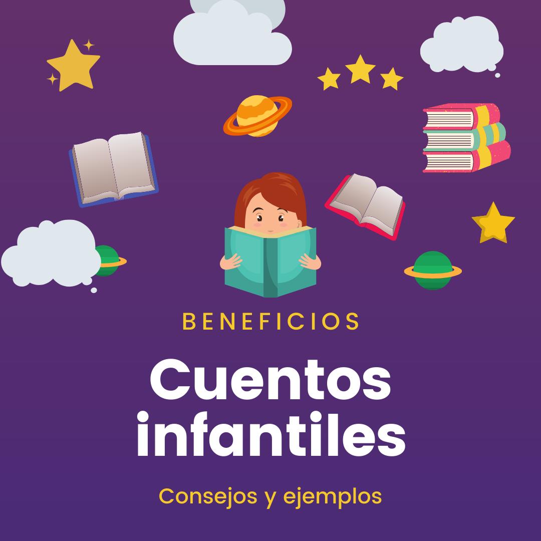 Beneficios cuentos infantiles educación infantil