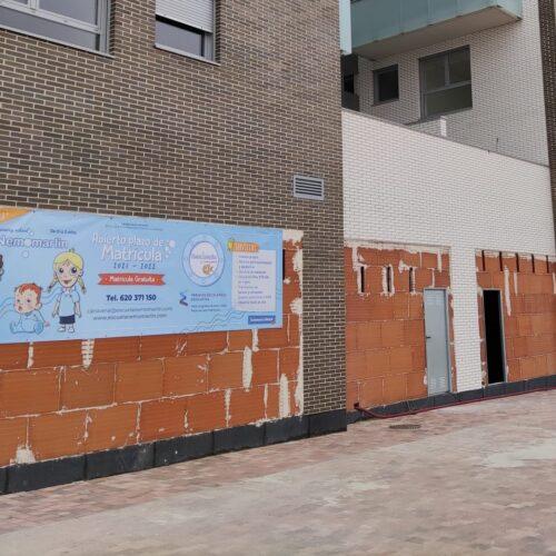 Escuela Infantil Cañaveral: nueva escuela