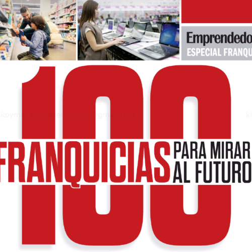 Nemomarlin entre las 100 franquicias para mirar al futuro