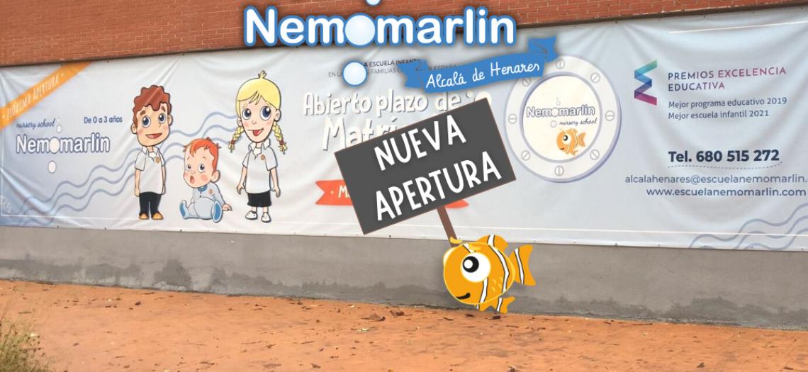 Nueva escuela infantil en Alcalá de Henares